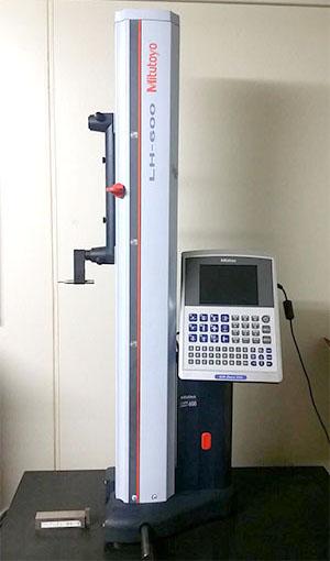 Mitutoyo製高精度高さ測定機 リニアハイト LH-600