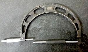 Mitutoyo製 大型マイクロメータ